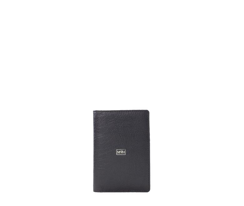 Portapasaporte-sencillo-negro-cobalto-millenium